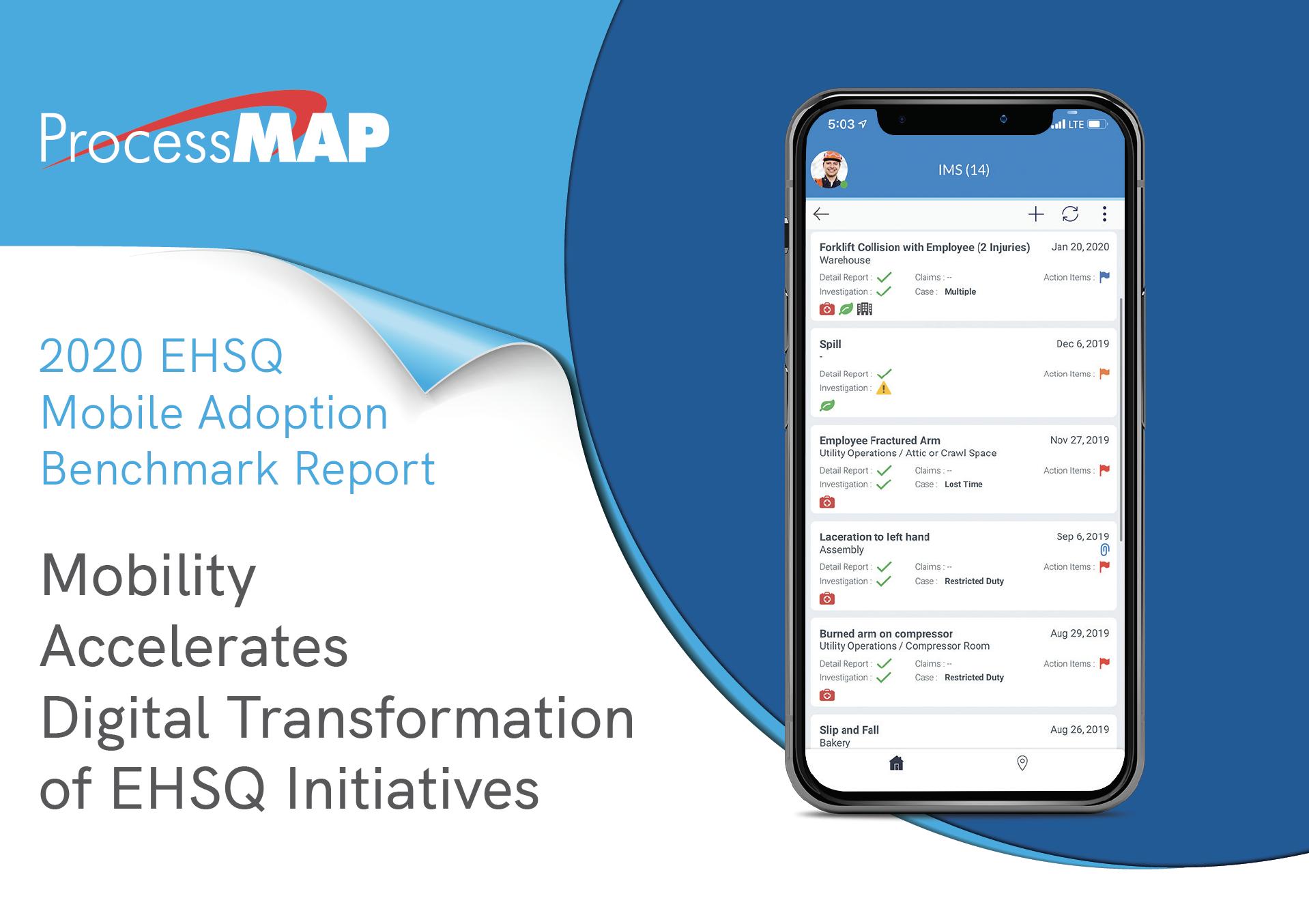 ProcessMAP 2020 ESHQ Mobile Adoption Benchmark Report